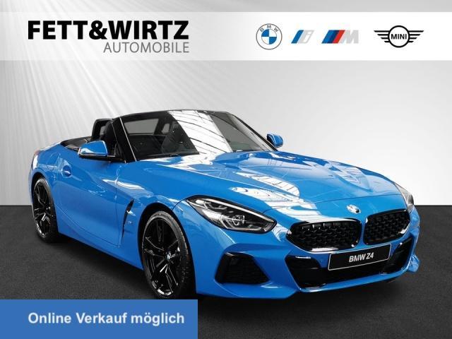 BMW Z4 sDrive20i SAG M-Sport Navi Lenkhzg. H/K 19''LM, Jahr 2021, Benzin