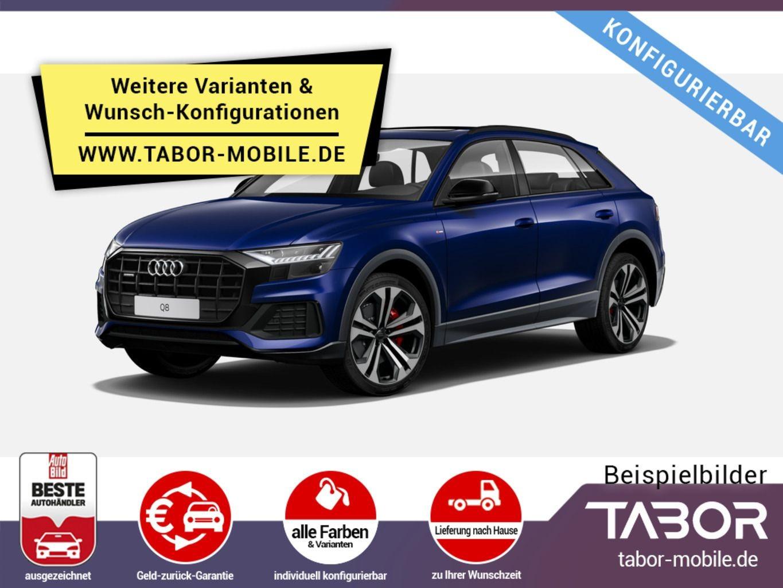 Audi Q8 55 TFSI 340 quattro LED Nav Virt.Co SHZ 19Z, Jahr 2021, Benzin