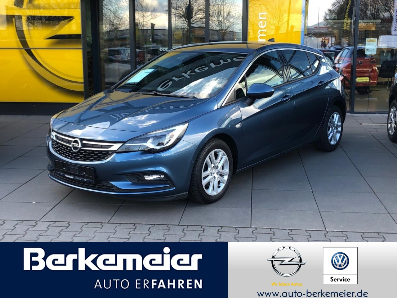 Opel ASTRA K Innovation/Navi/LED/Sitzheizung/Klima, Jahr 2015, Diesel