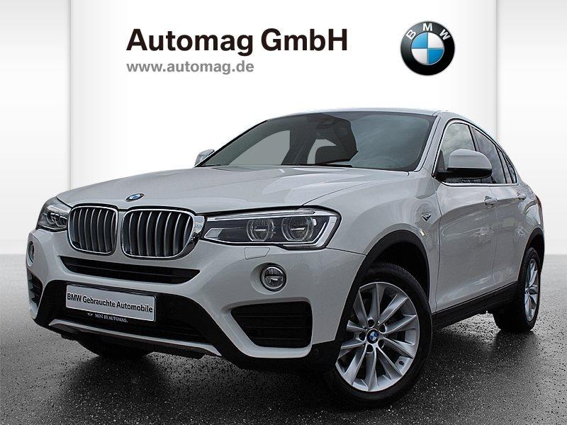 BMW X4 xDrive30d 1.Hd.*Scheckheft*Nav.Prof.*Driv.Assist.*Head-Up, Jahr 2016, Diesel