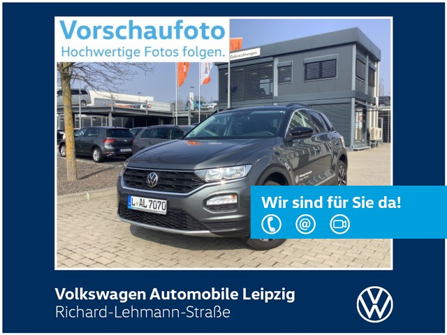 """Volkswagen T-Roc """"United"""" 1.0 TSI OPF *Navi*DAB*SHZ*, Jahr 2020, petrol"""