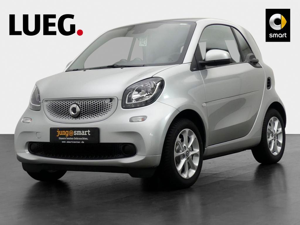 smart fortwo coupé 66kW passion+Pano.+Cool u. Audio, Jahr 2019, Benzin