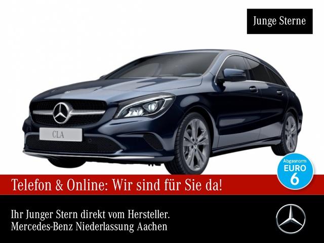 Mercedes-Benz CLA 220 d SB Urban Harman LED Navi Totwinkel Sitzh, Jahr 2017, Diesel