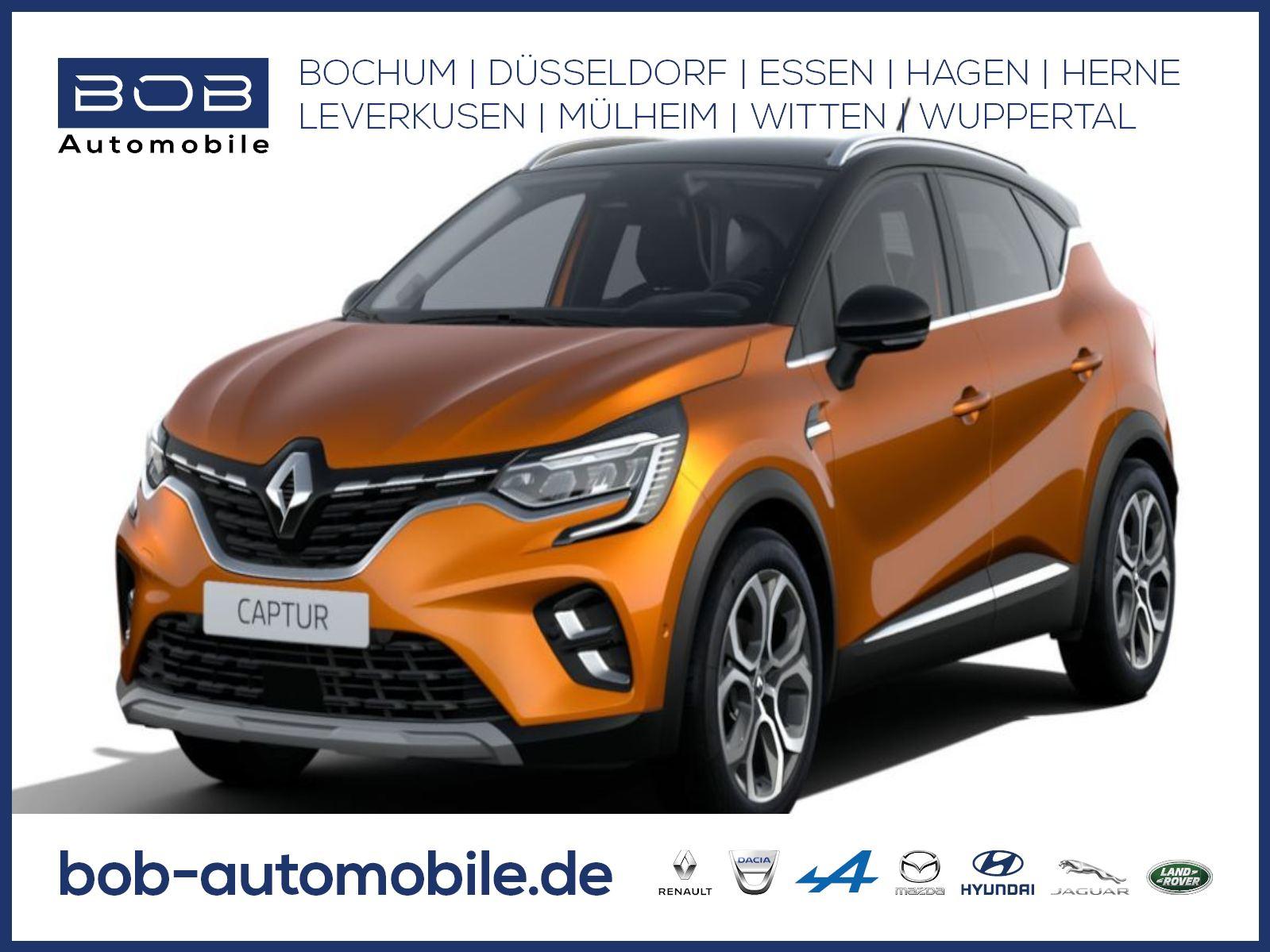 Renault Captur INTENS TCe 130 EDC GPF NAVI SHZ PDC KLIMA, Jahr 2020, Benzin