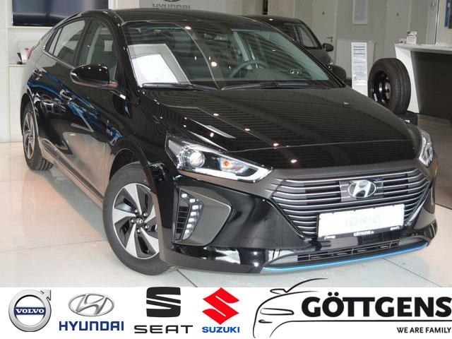 Hyundai IONIQ Hybrid 1.6 GDI STYLE NAVI KAMERA XENON, Jahr 2019, Benzin