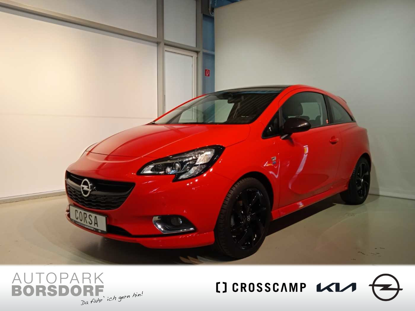 Opel Corsa 1.4 Turbo OPC Line*S/S*6G*3T*DAB+, Jahr 2019, Benzin