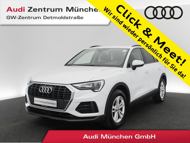 Audi Q3 35 TFSI AHK Virtual Navi DAB Licht-/Regensensor PDC S tronic, Jahr 2019, Benzin