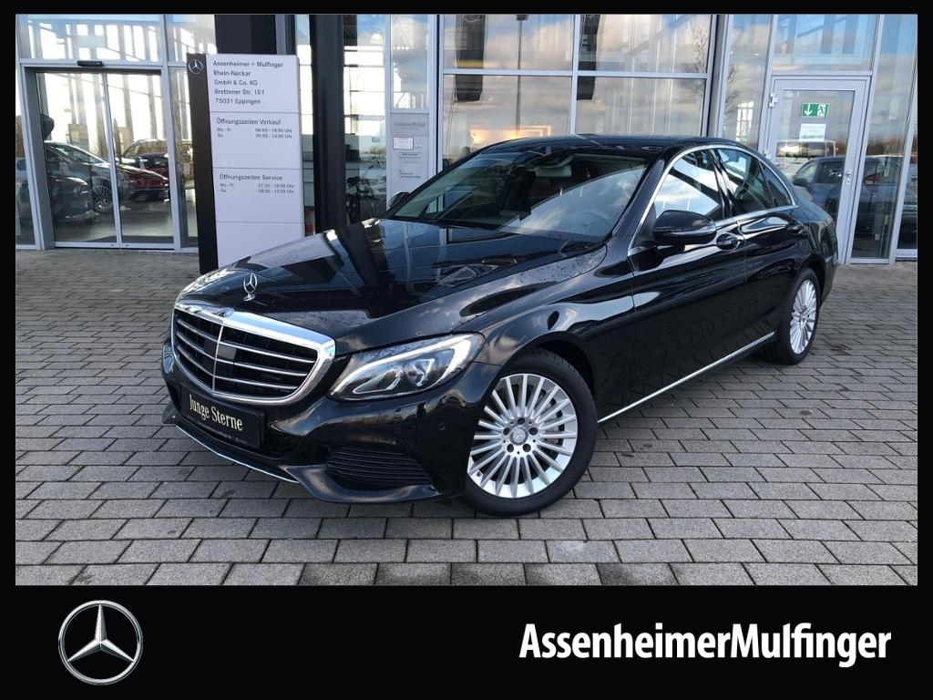 Mercedes-Benz C 350 e Exclusive **COMAND/Airmatic/Distronic, Jahr 2016, hybrid