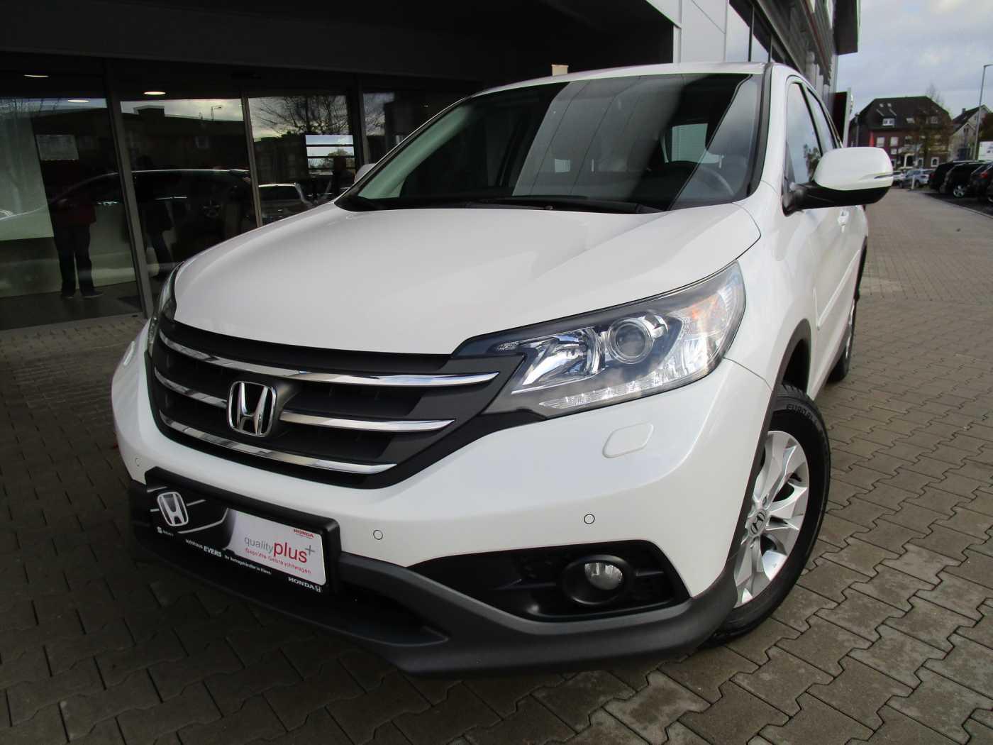 Honda CR-V 2.0i 2WD Elegance Kamera Dachspoiler 17', Jahr 2013, Benzin