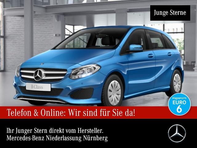 Mercedes-Benz B 160 d Navi Laderaump 7G-DCT Sitzh Sitzkomfort, Jahr 2016, Diesel