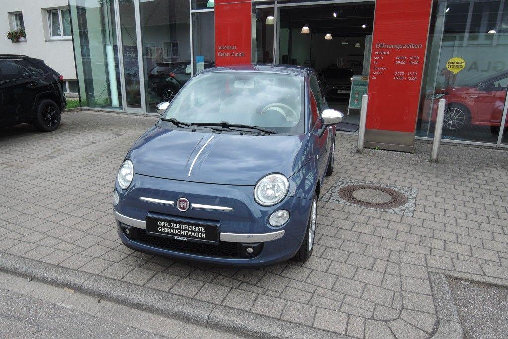 Fiat 500 1.2 Pop, Jahr 2014, Benzin