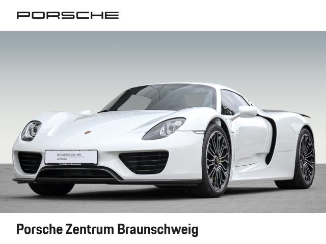 Porsche 918 Spyder 4.6 Hybrid Liftsystem-VA nur 16.415 km, Jahr 2014, Hybrid