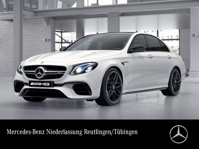 Mercedes-Benz E 63 S 4MATIC Sportpaket Bluetooth Head Up Display, Jahr 2017, Benzin