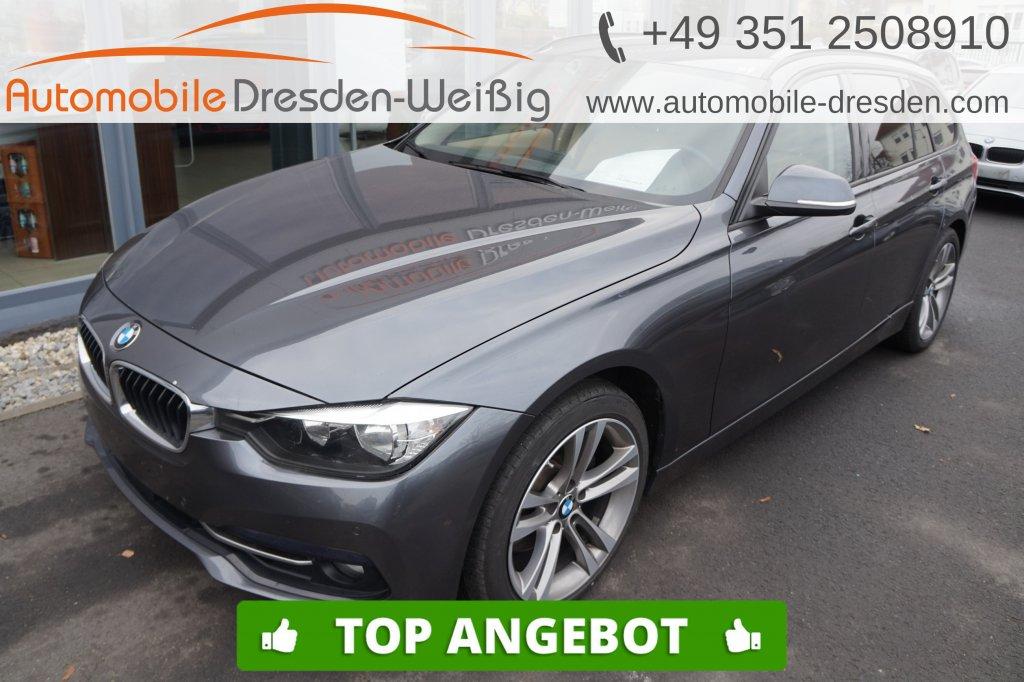 BMW 325 d Touring Sport Line*Leder*Navi*ACC*HiFi*, Jahr 2017, Diesel