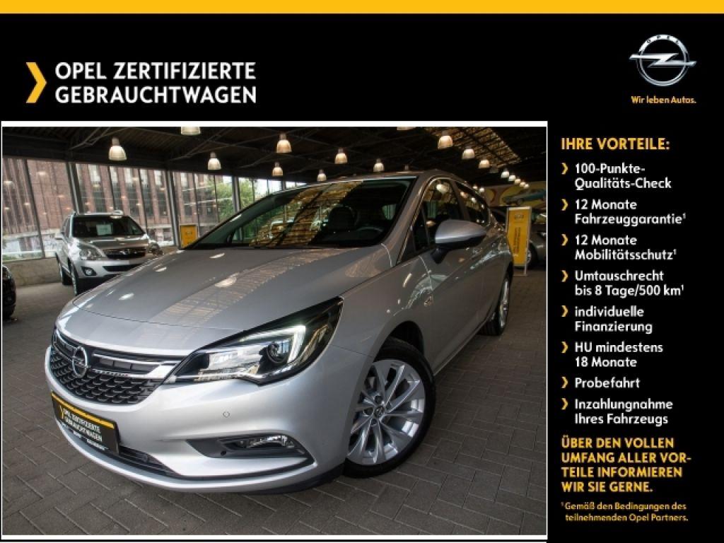 Opel Astra 1.0 Turbo S/S Edition (K), Jahr 2015, Benzin