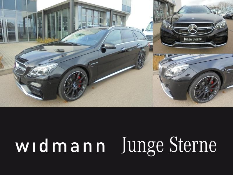 Mercedes-Benz E 63 AMG S 4M T Avantgarde*Sitzklima*Drivers P., Jahr 2015, petrol
