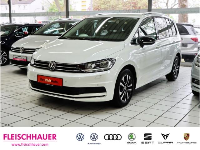 Volkswagen Touran IQ.DRIVE 1.5 TSI 7-SITZER NAVI ACC PDC, Jahr 2020, Benzin