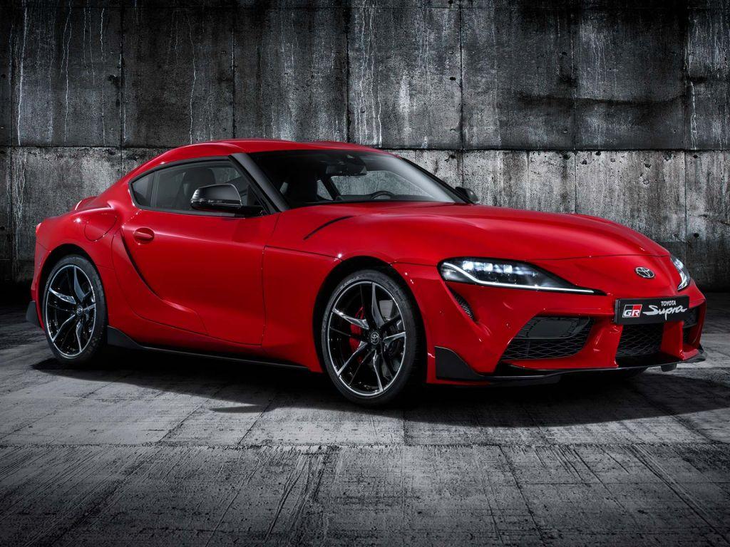 Toyota Supra GR 2.0 Pure, Jahr 2021, Benzin