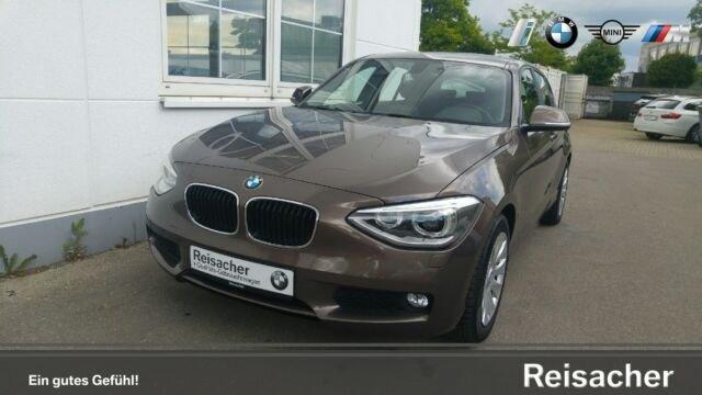 BMW 116d 5trg. EffDynEdit. LM Räder,Xe,SH,PDC, Jahr 2013, Diesel