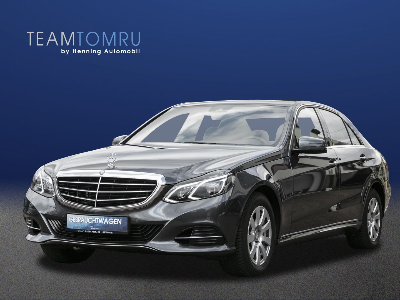 Mercedes-Benz E 200 BT Elegance-Automatik-Navi.-AHK-PTS-, Jahr 2014, Diesel