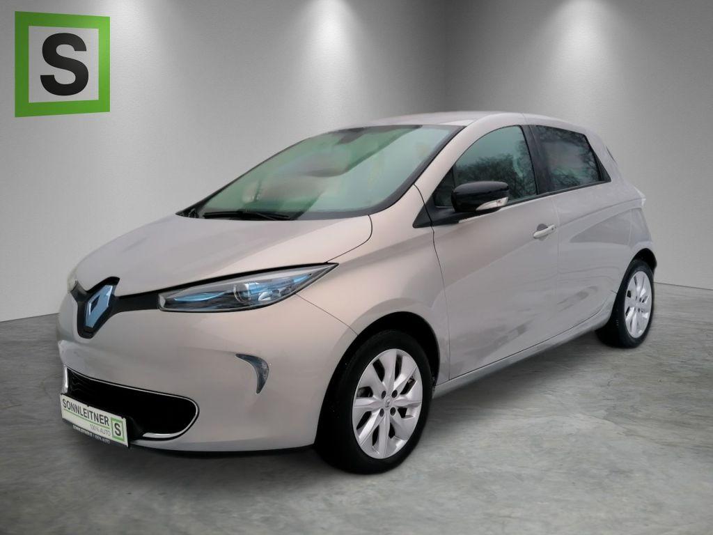 Renault ZOE (ohne Batterie) 22 kwh Intens 3632, Jahr 2016, Elektro