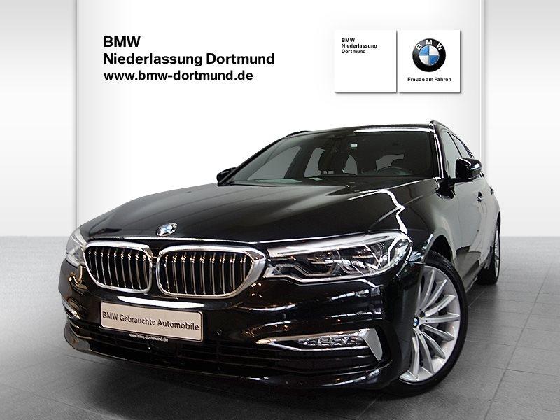 BMW 530d xDrive Touring Luxury Line, Jahr 2018, Diesel