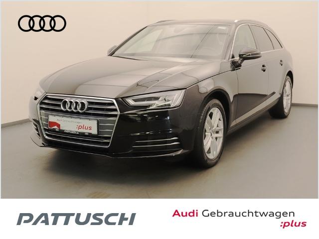 Audi A4 Avant 2.0 TDI sport Navi LED GRA Sitzhzg., Jahr 2018, Diesel