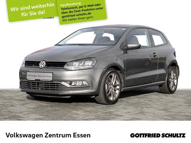 Volkswagen Polo Allstar 1.2 TSI LED Pano Navi Kamera SHZ, Jahr 2016, Benzin