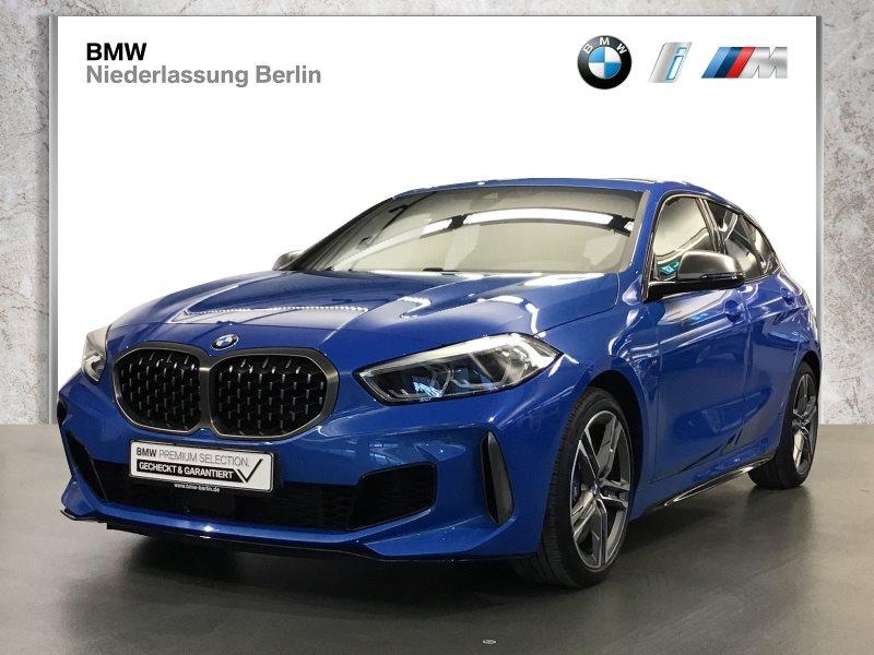 BMW M135i xDrive EU6d-Temp Aut. Navi M-Sportsitze, Jahr 2019, Benzin