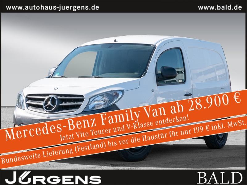 Mercedes-Benz Citan 109 CDI Kasten lang, Jahr 2015, Diesel