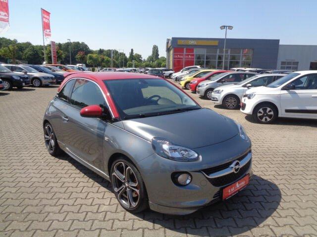 Opel Adam S 1.4 Turbo *Tempomat*Recaro*PDC-Hi.*, Jahr 2018, Benzin