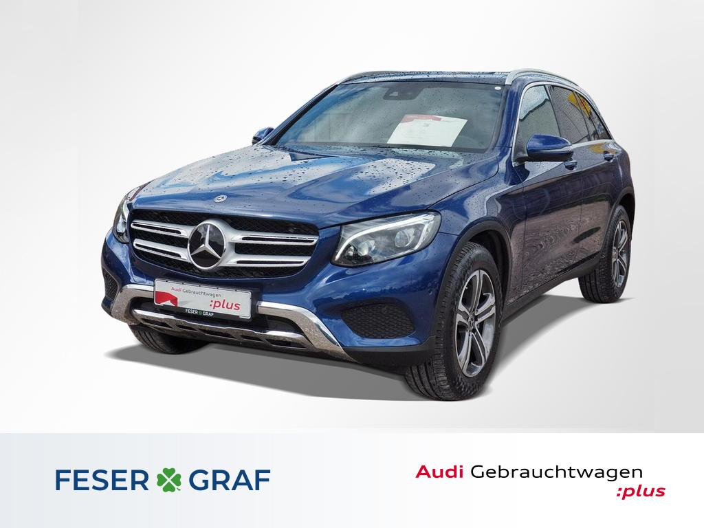 Mercedes-Benz GLC 350 d Exclusive Pano/Standhz./LED/Distronic/, Jahr 2019, Diesel