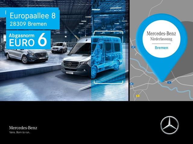 Mercedes-Benz Citan 108 CDI Kasten Lang, Jahr 2016, Diesel