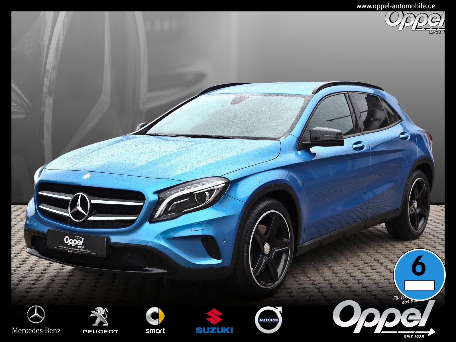 Mercedes-Benz GLA 250 Urban Kamera+ Garmin+ 7G+LM+ANK+SH+Klima, Jahr 2016, Benzin