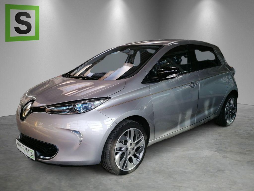 Renault ZOE (ohne Batterie) 22 kwh Intens 1940, Jahr 2014, Elektro
