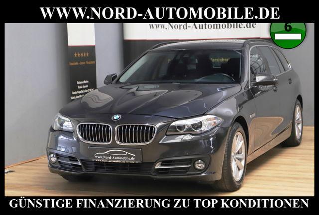 BMW 520d Touring Automatik*Navi*Bi-Xenon*PDC* Tourin, Jahr 2014, Diesel