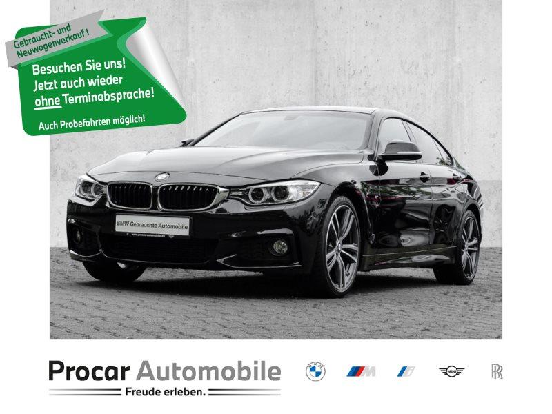 BMW 428i Gran Coupe SHADOWL+MSPORT+FINANZ. ab 1%, Jahr 2015, Benzin