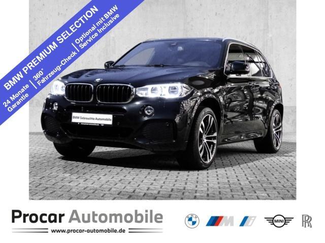 BMW X5 xDrive35i M Sportpaket, HUD, Panorama, Rückfa, Jahr 2017, Benzin