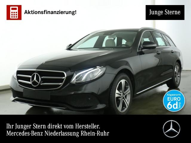 Mercedes-Benz E 200 d T Avantgarde 360° LED Spurhalt-Ass, Jahr 2019, Diesel