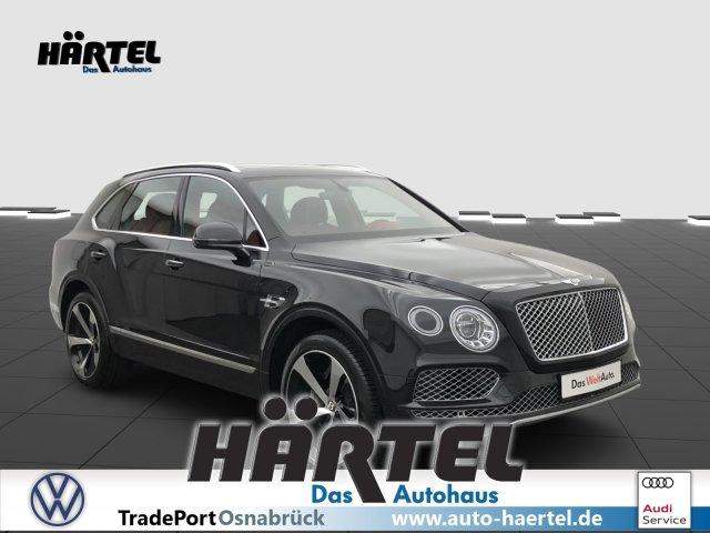 Bentley BENTAYGA V8 MULLINER TIPTRONIC (+LUFTFEDERUNG+ALLR, Jahr 2020, Benzin