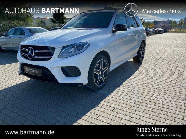 Mercedes-Benz GLE 250 d 4 M +AMG+360°+COMAND+SOUNDSYSTEM+SHD++, Jahr 2016, Diesel