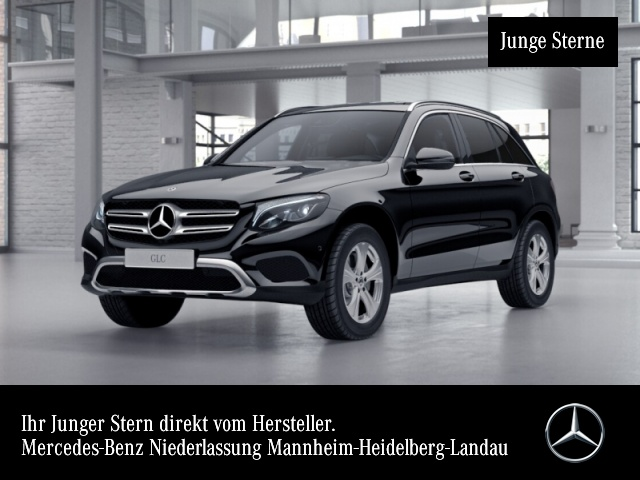 Mercedes-Benz GLC 220 d 4M Exclusive COMAND LED AHK Kamera PTS, Jahr 2017, Diesel