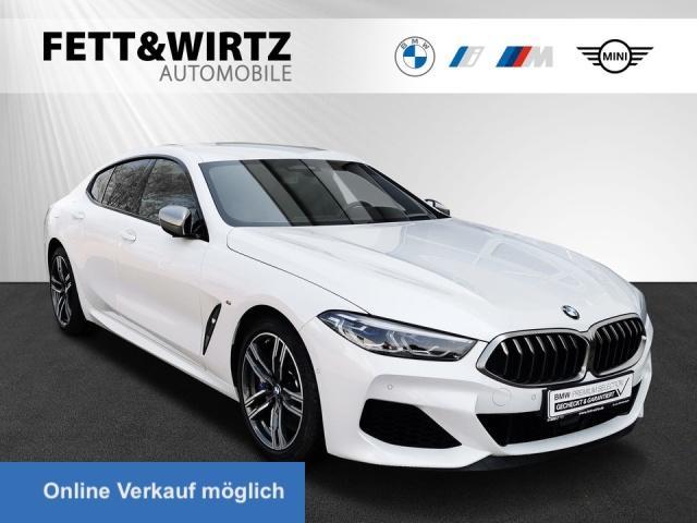 BMW M850i xDrive GC Laser Sitzbel. LR ab 919,-br.o.A, Jahr 2020, Benzin