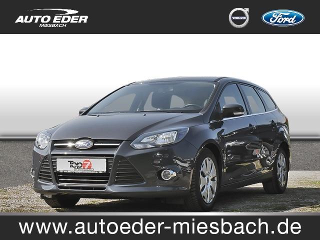 Ford Focus 1.0 EcoBoost Champions-Edition StartStopp, Jahr 2012, Benzin