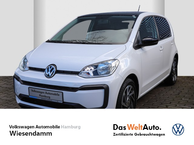 Volkswagen up! 1.0 TSI sound up! Klima LM ESP ZV, Jahr 2017, Benzin