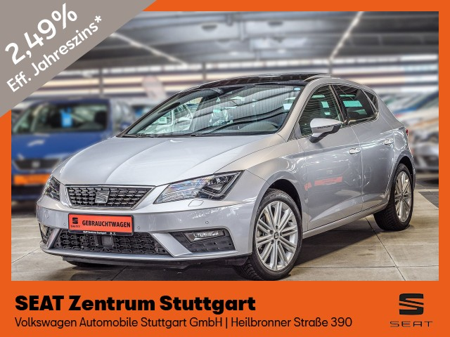 Seat Leon XCELLENCE 1.5 TSI 110kW, Jahr 2020, Benzin