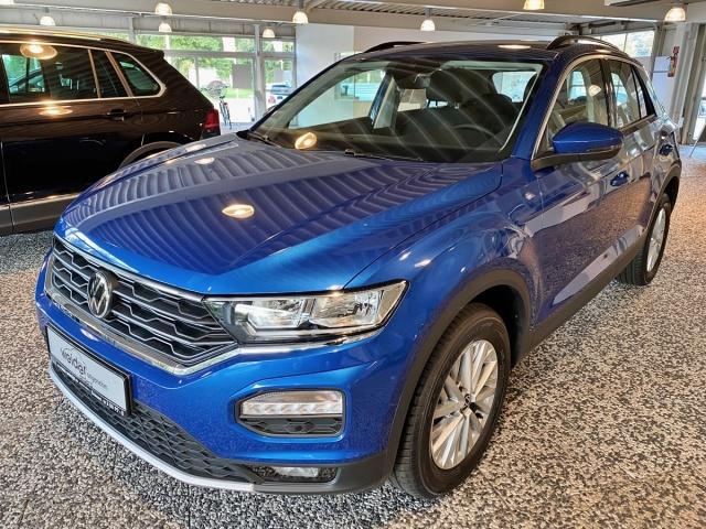 Volkswagen T-Roc 1,0 TSI Style Climatronic, Alu, Sitzheizung, Jahr 2021, Benzin