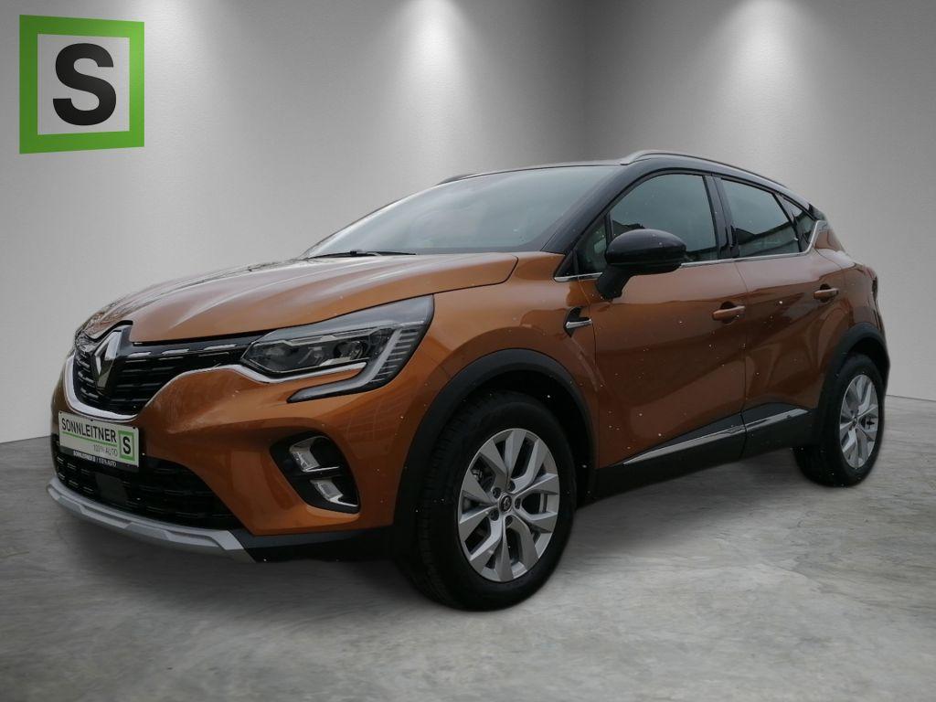 Renault Captur TCe 100 INTENS 2095, Jahr 2021, Benzin
