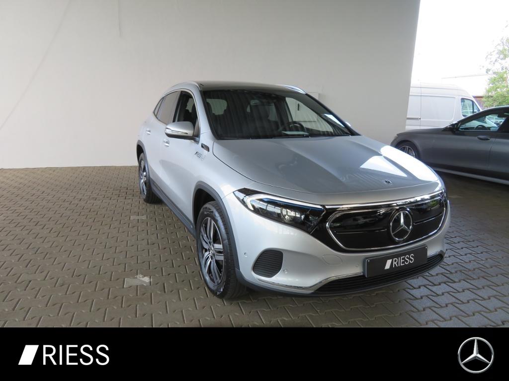 Mercedes-Benz EQA 250 PROGRESSIV+LED+PANO+EASYP+NAVPREM+KAMERA, Jahr 2021, Elektro
