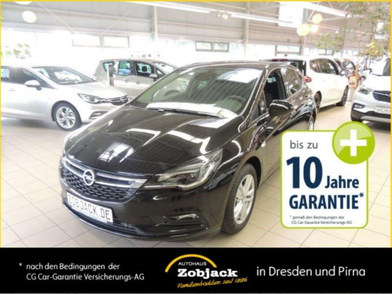 Opel Astra-K 5T Innovation 1.4T Autom,Navi,LED, Jahr 2016, Benzin